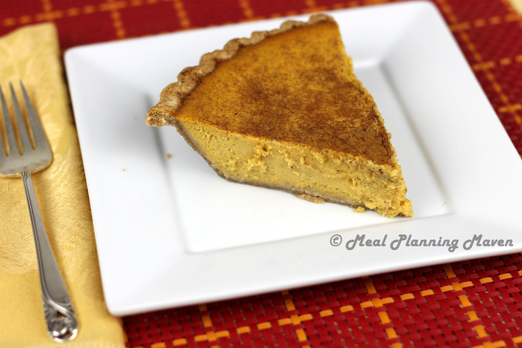Click HERE for Butternut Squash Pie Recipe