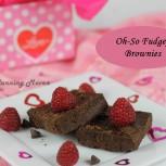 Oh-So-Fudgey Brownies