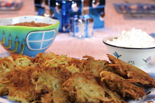 latkes with twists on classic latkes classic potato latkes larry s