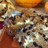 Cranberry Cheesecake Swirl Bread (Gluten-free)