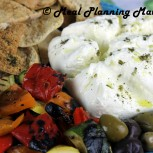 Grilled Vegetable Meze with Labneh