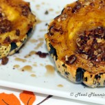 Roasted Dumpling Squash Crumble