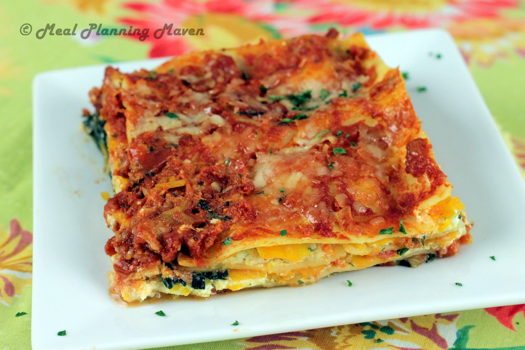 Roasted Butternut Squash Lasagna Recipes — Dishmaps