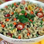 Festive Macaroni Salad