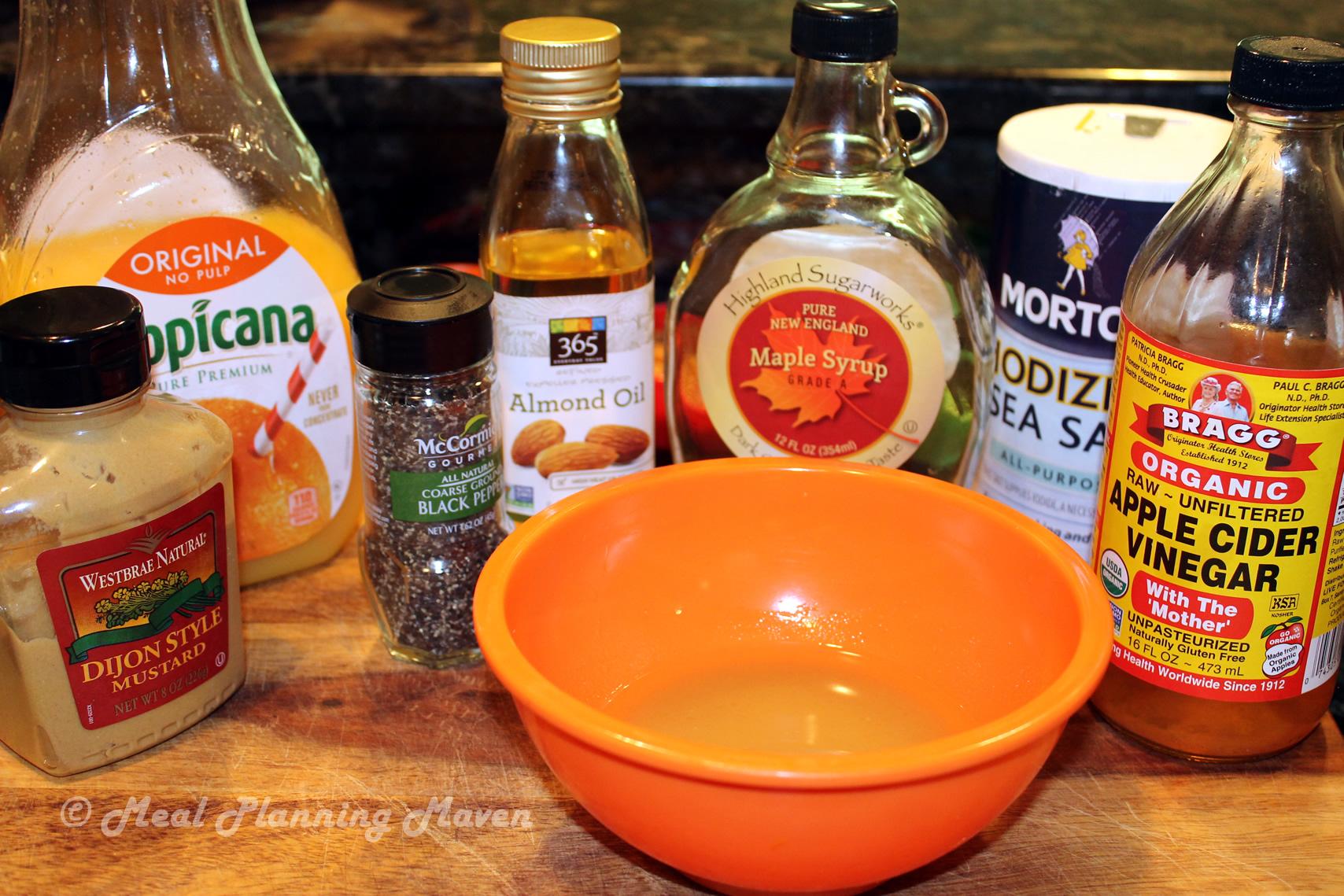 Kale, Quinoa 'n Roasted Beet Salad with Maple-Cider ...