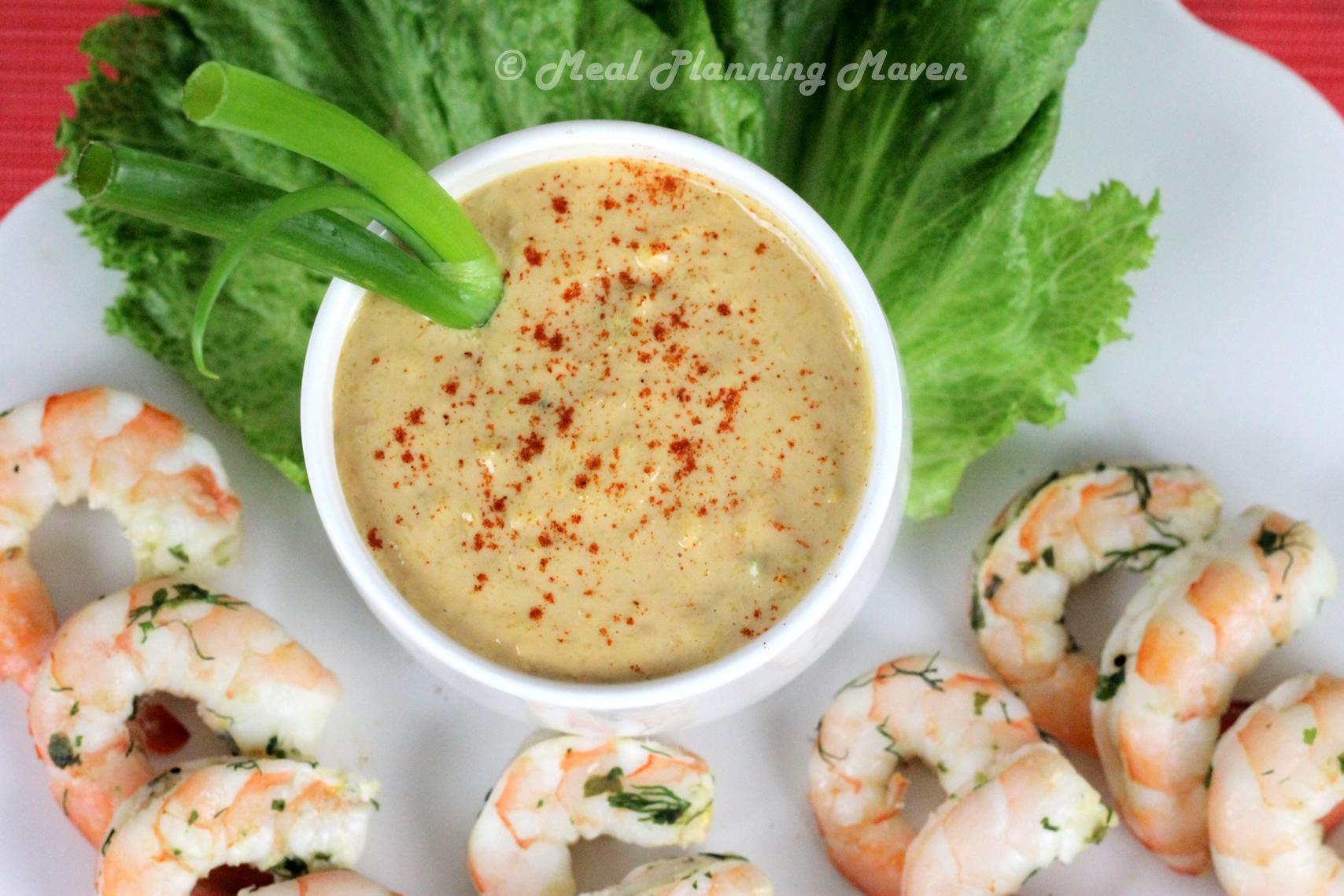how to make shrimp salad with mayo