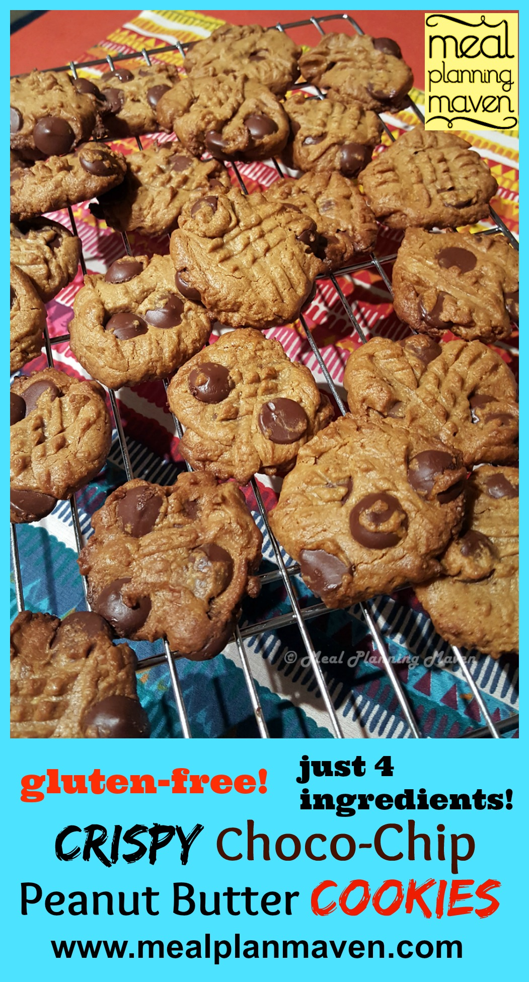 Crisp Peanut Butter Cookies Recipe — Dishmaps